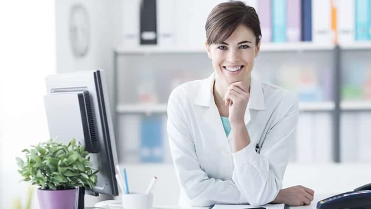 Tıbbi Sekreterlik Kursu & Sertifikası