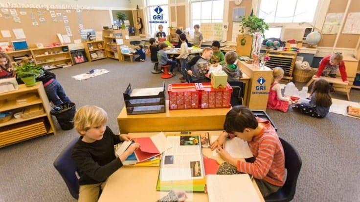 Montessori Okulu Nedir ? Montessori Sınıfı ve Materyalleri