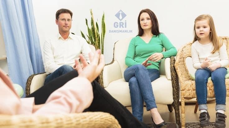 Sosyologlara Aile Danışmanı Eğitimi gri danışmanlık