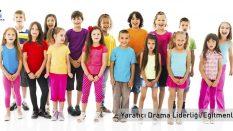 Yaratıcı Drama Liderliği / Eğitmenliği Sertifika Programı 320 Saat